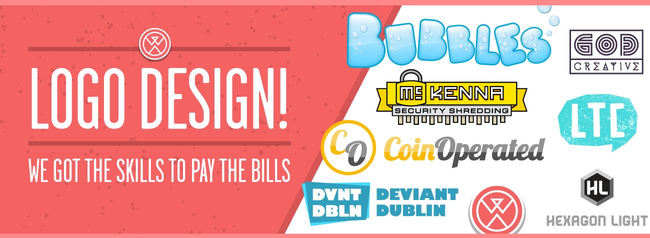 logo design | Irish Web Design Agency Wild Appeal